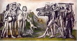 Massacre en Corée  Picasso  1951