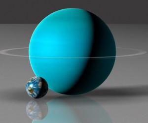 Uranus dans le thème natal